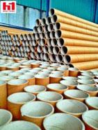 ống sửa dụng trong ngành giấy