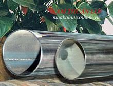 ống tròn inox 201
