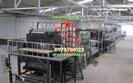 Dây chuyền sản xuất tấm nhựa FRP