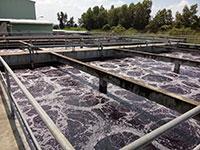 Hệ thống xử lý nước thải dệt nhuộm