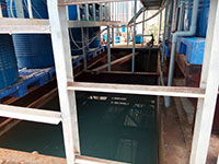 Hệ thống xử lý nước thải xi mạ