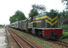 Vận tải hàng hóa bằng tàu hỏa