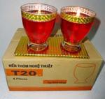 Nến cốc T20