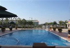 Hồ bơi khách sạn - Phan Rang