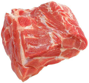 thịt nạc mông