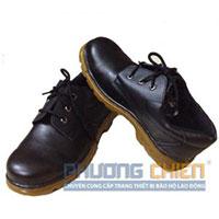 Giày da đế vàng XP ABC chống nhiệt