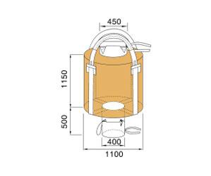 Bao Jumbo ống - QTP-07