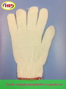 Găng tay sợi 7 mũi
