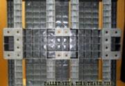 Pallet nhựa 1100x1100x140mm