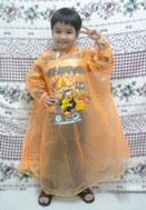 áo mưa bít trẻ em