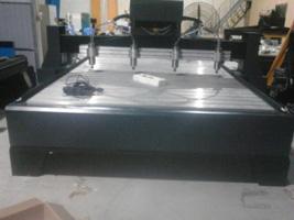 Máy khắc gỗ CNC 3D 4 trục