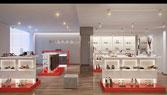 Thiết kế thi công Showroom