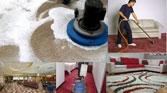 Giặt thảm các loại