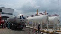 Lắp trạm LPG 60 tấn