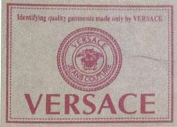 Mác quần Jean Versace