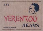 Mác quần Jean Yerentou