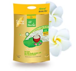 gạo thơm Hoa Lúa loại II