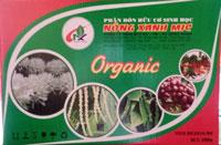 Phân bón hữu cơ sinh học