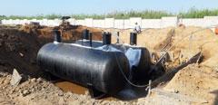 Hệ thống bồn công nghiệp trung gian