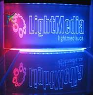 Biển Mica 3D đèn Led