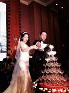 Tạo khói cho đám cưới sân khấu