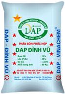 Phân bón DAP Đình Vũ