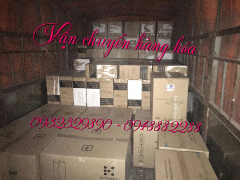 Vận tải bằng xe tải