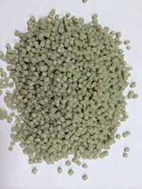 Hạt nhựa tái sinh HDPE trắng xanh