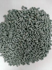 Hạt nhựa tái sinh PP xám