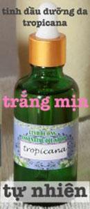 Tinh dầu dưỡng trắng da