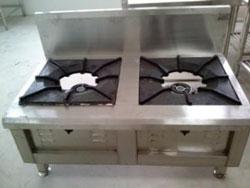 Bếp hầm đôi