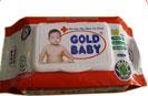 Khăn ướt Gold baby 80 tờ
