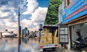 Gửi hàng thực phẩm đi Canada