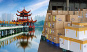 Gửi hàng thực phẩm đi Đài Loan