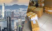 Gửi hàng thực phẩm đi Hồng Kong