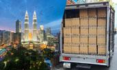 Gửi hàng thực phẩm đi Malay