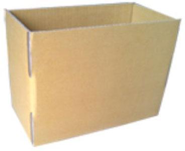 Thùng carton đối khẩu thường