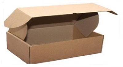 Thùng carton nắp cài