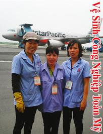 Dịch vụ cung ứng nhân viên vệ sinh
