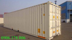 Kho container