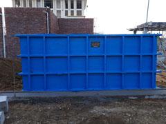 Bồn vuông xử lý nước thải
