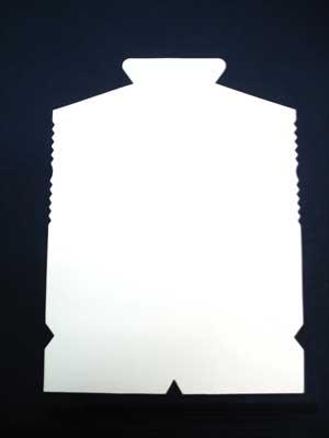 Bìa lưng bằng giấy duplex