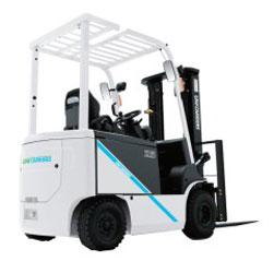 Xe nâng điện ngồi lái 15 tấn - 25 tấn