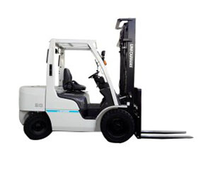 Xe nâng động cơ xăng dầu 1 tấn - 10 tấn