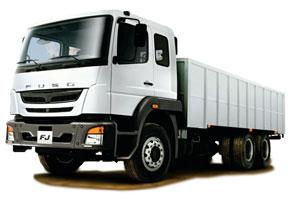 Xe tải nặng FJ 24 tấn