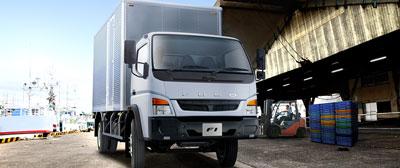Xe tải trung FI_1214R