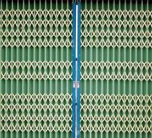 Sơn tĩnh điện cửa kéo Đài Loan