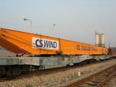Vận tải hàng siêu trường bằng đường sắt