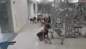 Đánh bóng sàn