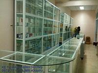 Tủ nhôm kính